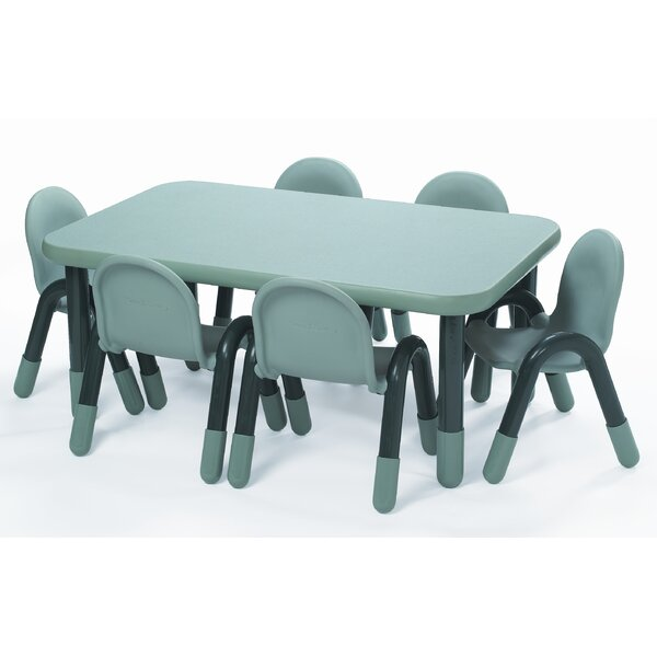 Baseline 60 x 30 Rectangular Activity Table by Angeles