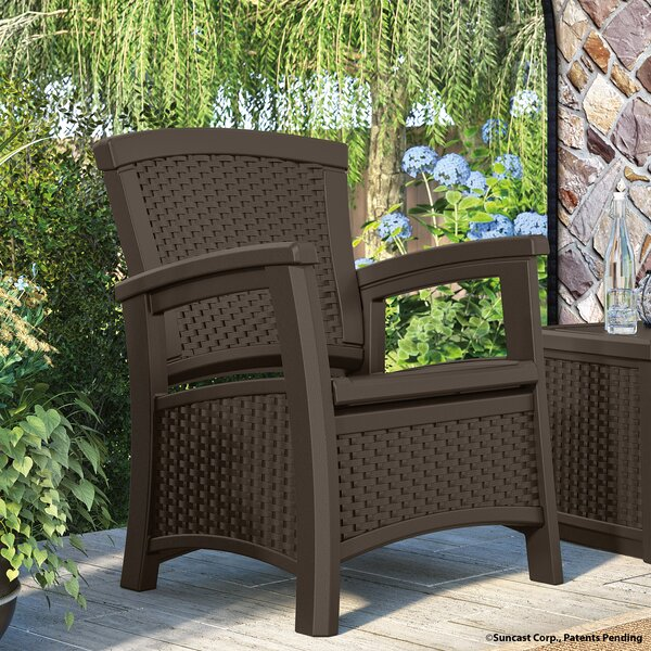 Elements Club Chair by Suncast