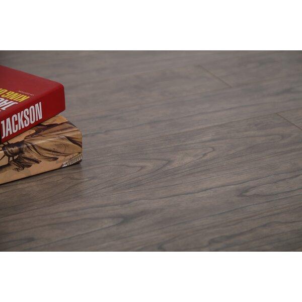 Coast 47.85 x 4.96 x 12mm Laminate Flooring in Gray Maple by Dekorman
