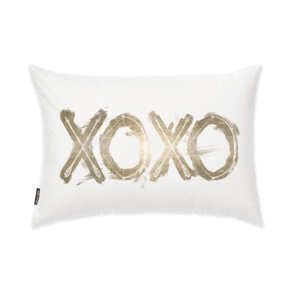 Pudsey Home Warrior XOXO Throw Pillow by Mercer41