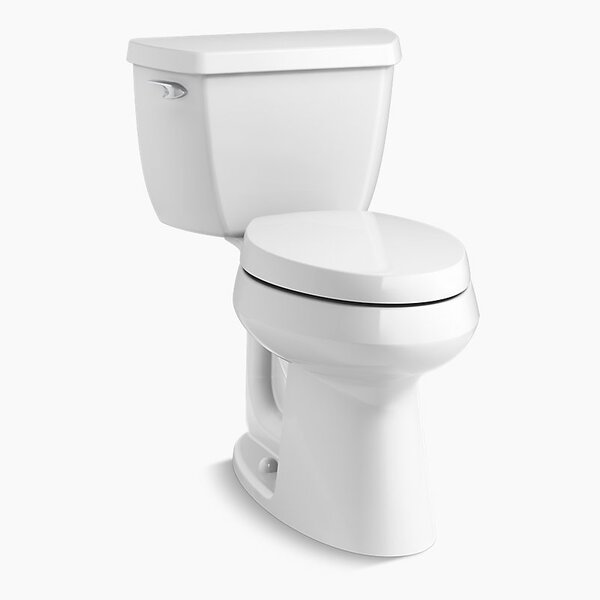 Highline Complete Solution 1.28 GPF Elongated Toilet by Kohler