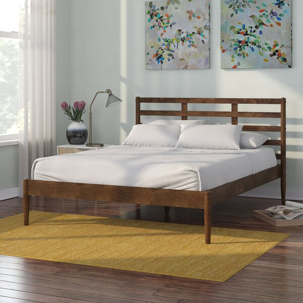 Callum Platform Bed by Langley Street™