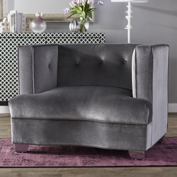 Dodsworth Barrel Chair by Willa Arlo Interiors