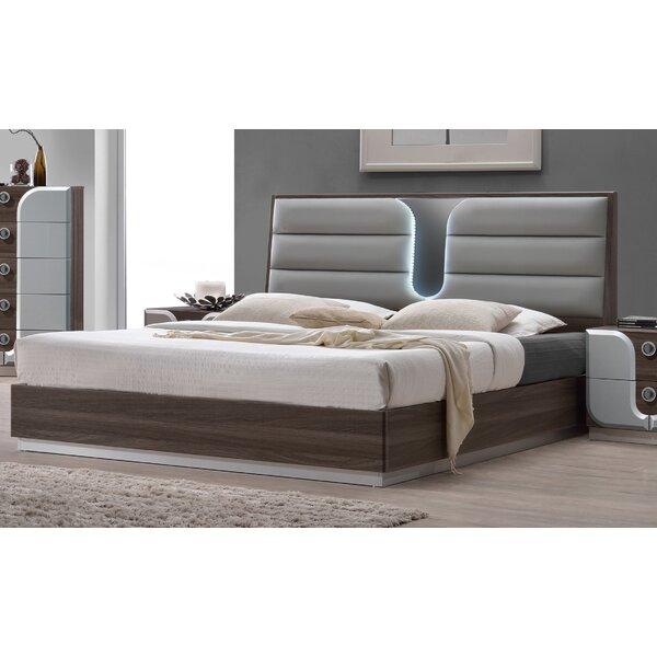 Upholstered Bed by Orren Ellis
