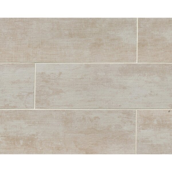 Sonoma 8 x 36 Porcelain Wood Tile in Mission by Grayson Martin