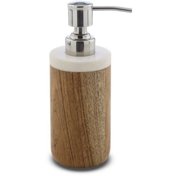 Marshal Round Soap & Lotion Dispenser by Union Rustic