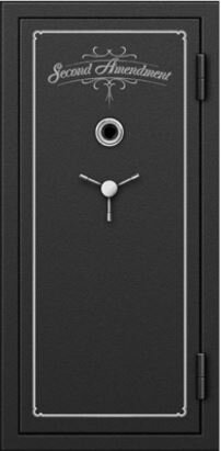 Second Amendment Gun Safe with Electronic Lock by Blue Dot Safes