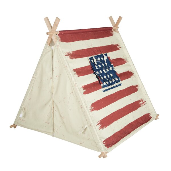 Americana Play Teepee by Pacific Play Tents