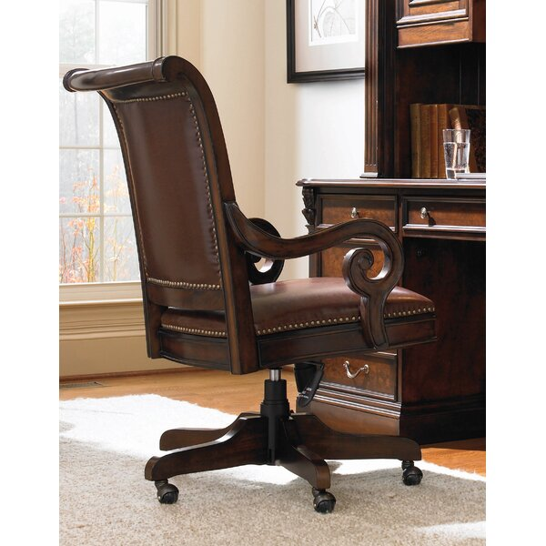 European Renaissance II Bankers Chair by Hooker Furniture