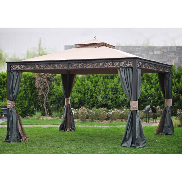 Replacement Mosquito Netting for Bixby Gazebo by Sunjoy