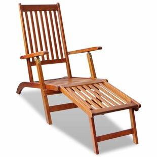 Wooden Sun Loungers Wayfair Co Uk