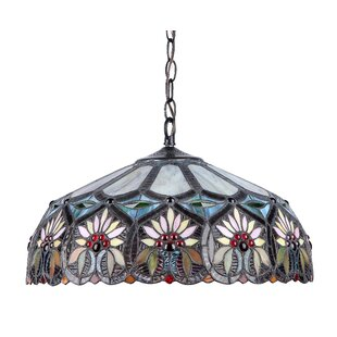 Savings Benton 2-Light Bowl Pendant By Astoria Grand