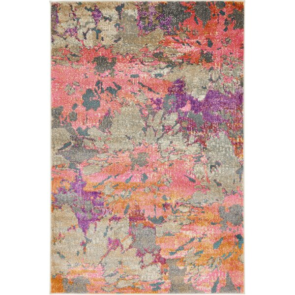 Cherry Street Area Rug by Mercury Row