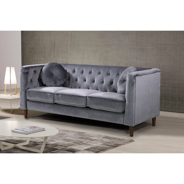 Gladiolus Chesterfield Sofa by Mercer41
