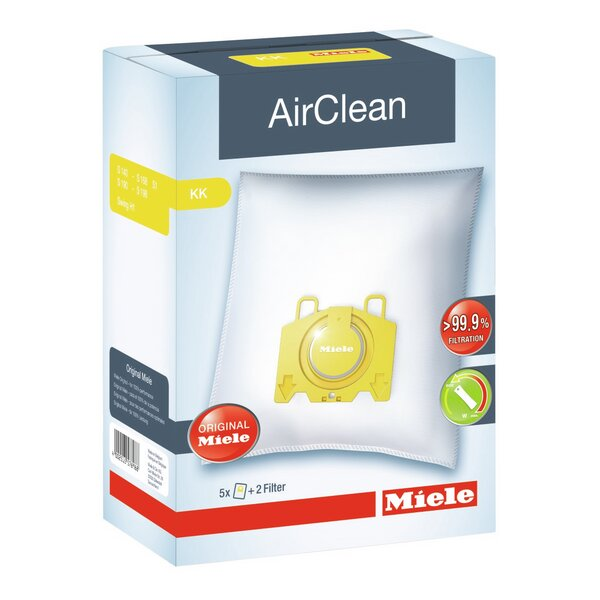 Air Clean Filter Bag by Miele