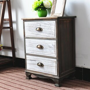 Looking for Villalta 3 Drawer Nightstand by Ophelia & Co.