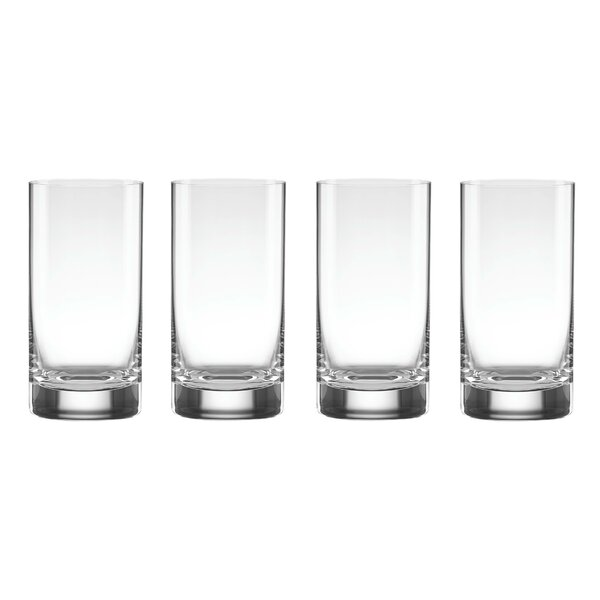 Tuscany Classics 16 oz. Crystal Highball Glass (Set of 4) by Lenox