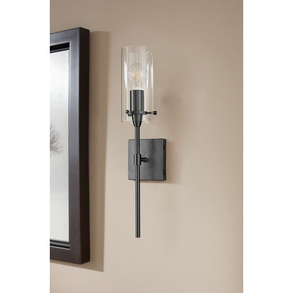 Angelina Modern 1-Light Wallchiere by Ivy Bronx