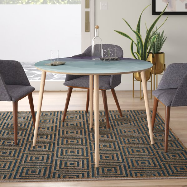 Micaela Dining Table by Brayden Studio