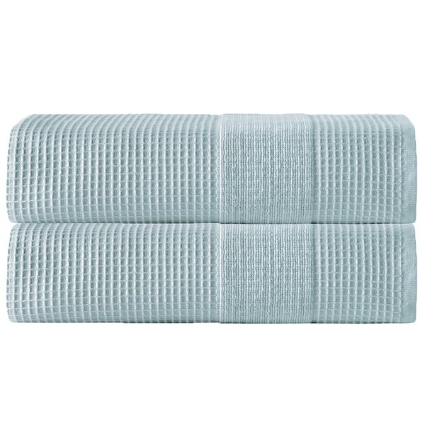 Ria Bath Towel (Set of 2) by Enchante Home