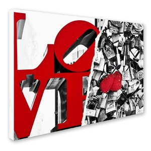 Love by Philippe Hugonnard Photographic Print on Wrapped Canvas by Trademark Fine Art