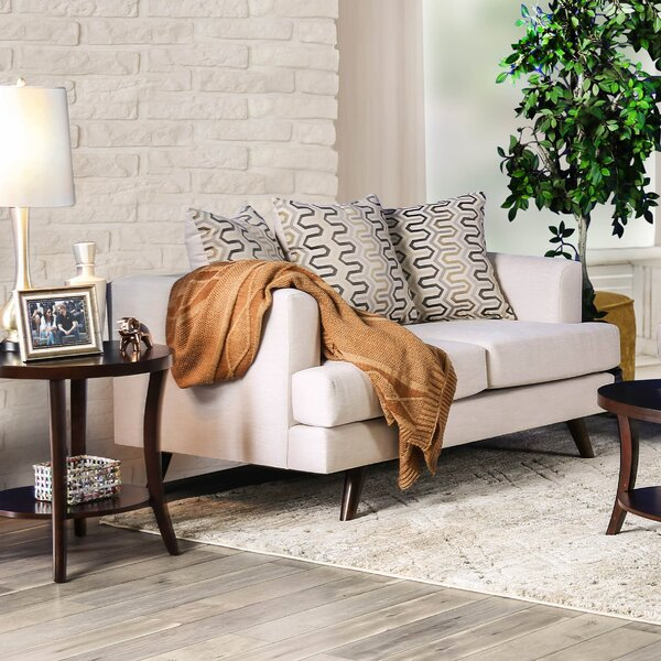 Landover Loveseat by Everly Quinn