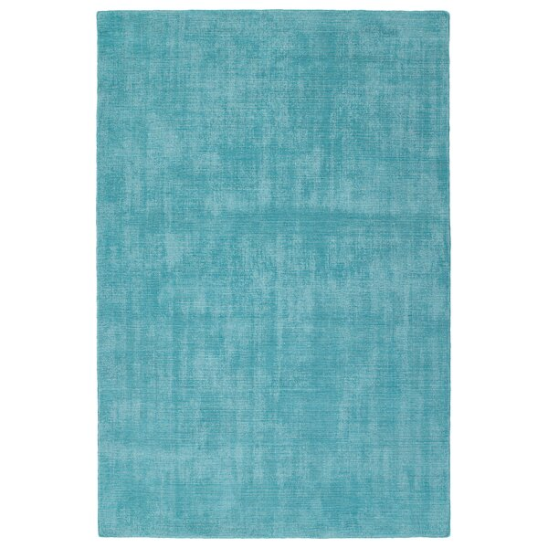 Borica Hand-Loomed Spa Indoor/Outdoor Area Rug by Ebern Designs