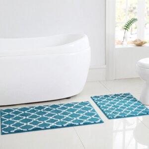 Shaw 2 Piece Bath Rug Set