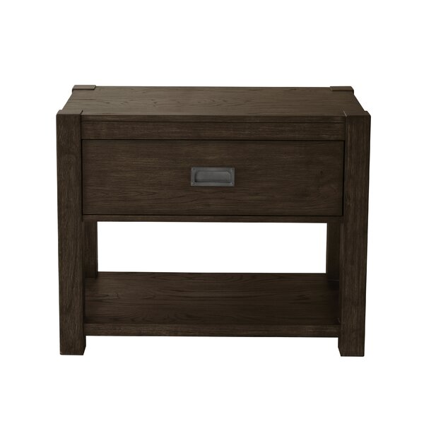 Myla 1 Drawer Nightstand by Foundstone