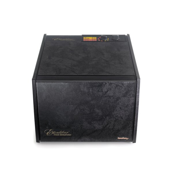 9 Tray Dehydrator with Timer by Excalibur