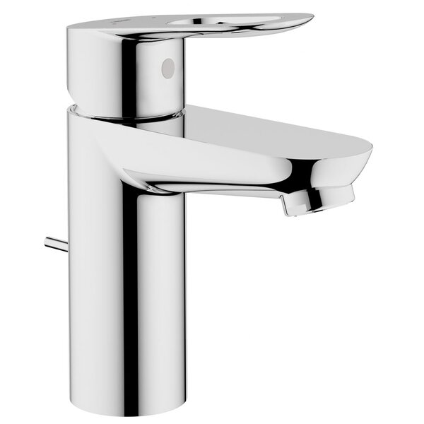 BauLoop Single Hole Bathroom Faucet