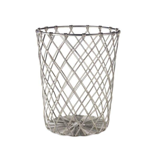 Lattice Trash Can by Design Ideas