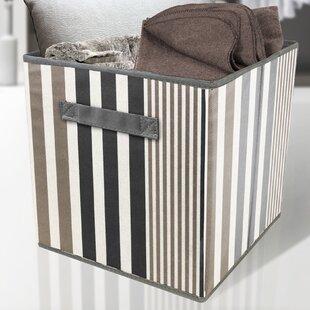 Look for Modern Foldable Storage Bin (Set of 6) ByAndover Mills
