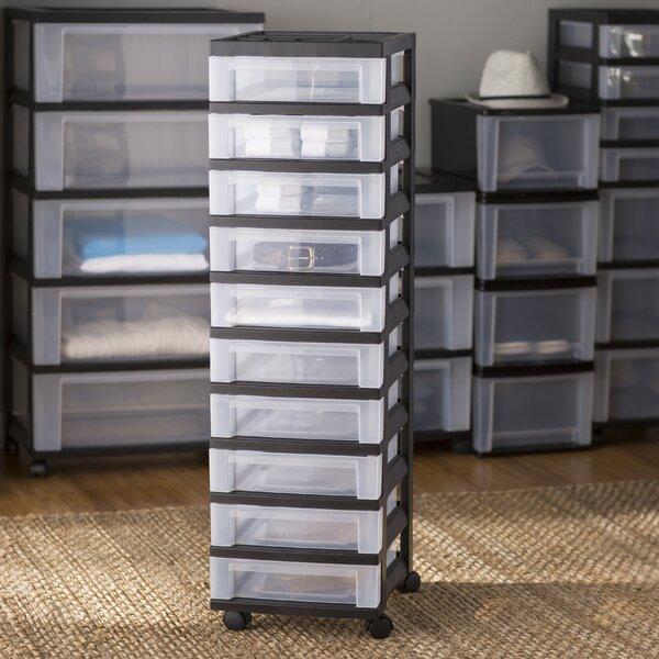 Wayfair Basics 10 Drawer Storage Chest by Wayfair Basics™