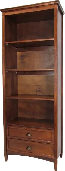 Pineview Standard Bookcase by Darby Home Co