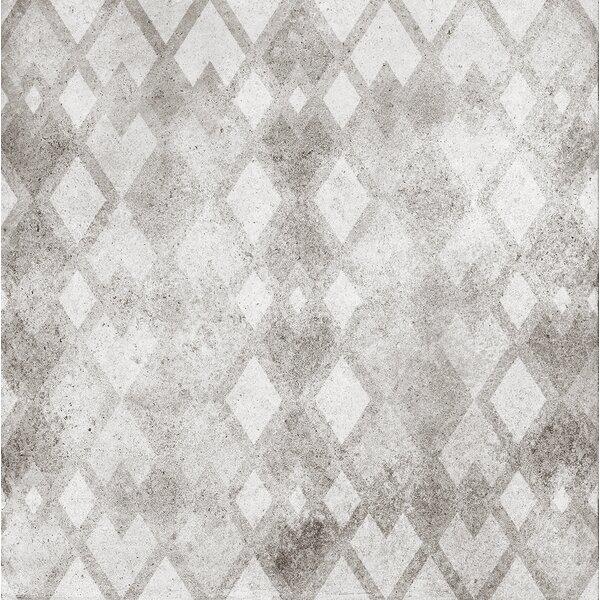 Design Mix 9 x 9 Porcelain Field Tile in Art by Emser Tile