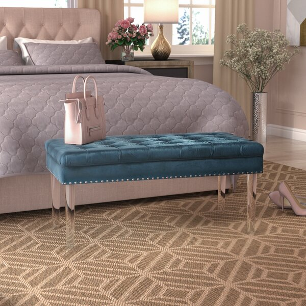Rowles Upholstered Bench by Mercer41