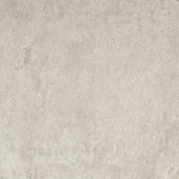 Travertine 12 x 12 Field Tile in Ancient Tumbled Silver by Emser Tile
