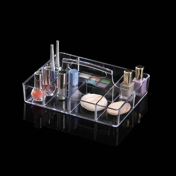 Deluxe Cosmetic/Jewelry Organization Tray by Vandue Corporation