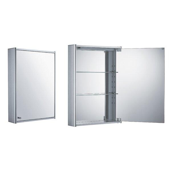 19.63 x 27.5 Surface Mount Medicine Cabinet