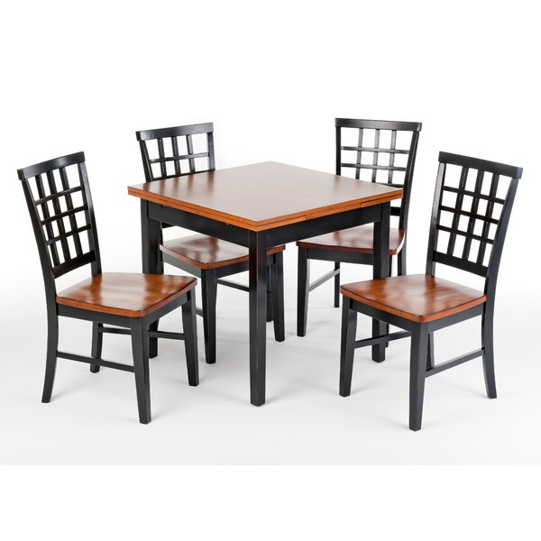 Espy 5 Piece Extendable Dining Set by Darby Home Co