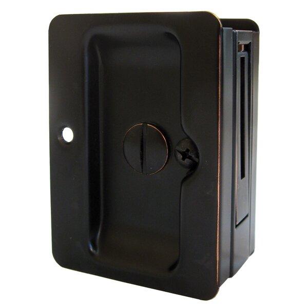 Tall Pocket Door Lock by Stone Harbor Hardware