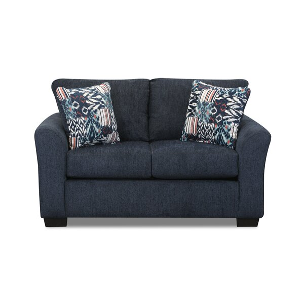Thompson Loveseat By Canora Grey