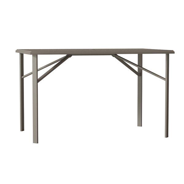 Banchetto Metal Bar Table
