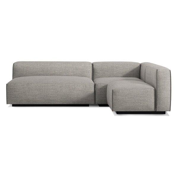 Buy Sale Cleon Medium Sectional Sofa