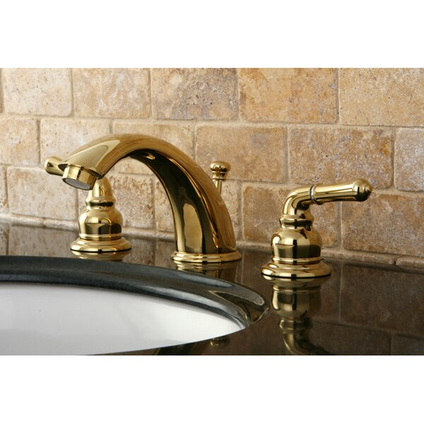 Magellan Widespread Bathroom Faucet with ABS Pop-U