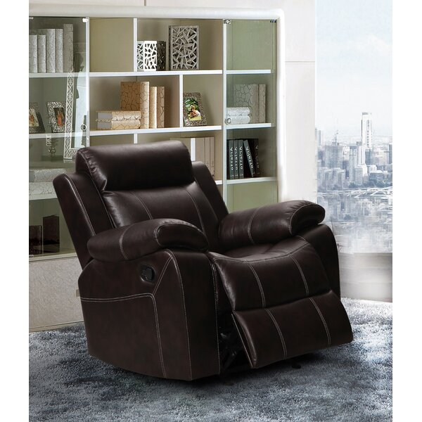 Gabrielle Manual Rocker Recliner by Living In Styl