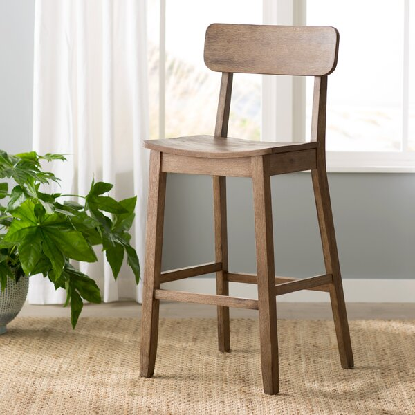 Worcester 29 Bar Stool by Beachcrest Home