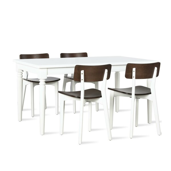 Varick 5 Piece Dining Set by Novogratz