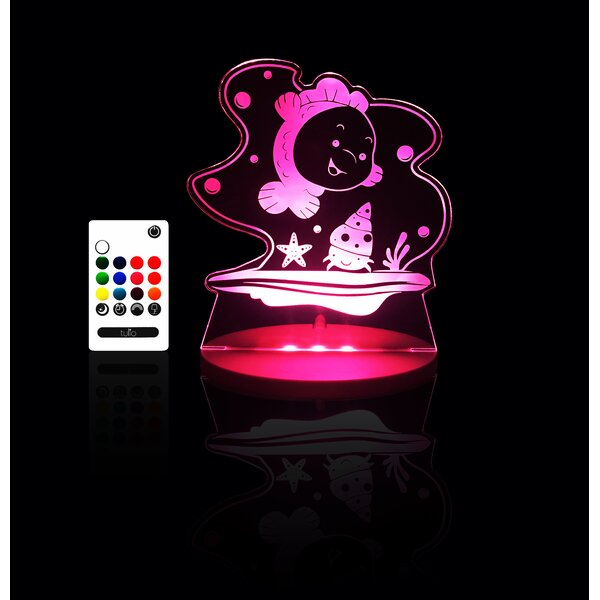 Baby Fish Night Light by Tulio Dream Lights